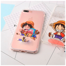 One Piece Monkey D. Luffy Cover Shockproof iPhone 7 6 6s case