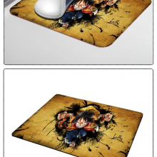 One Piece Luffy Computer Mouse Pad