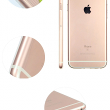 Clear One Piece Iphone 6 & 7 case