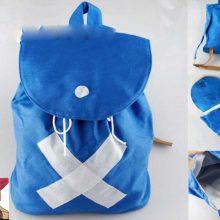 Blue Tony Tony Chopper Backpack