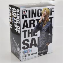 King of Artist Action Figure Sanji 26 cm