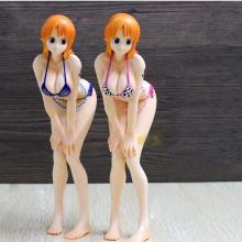 Sexy Nami Boa Robin Bikini Swimsuit Figure