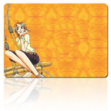 Cute Nami Mouse Pad