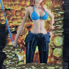 Nami & Nico Robin Strong World's figure Gold Vol.2