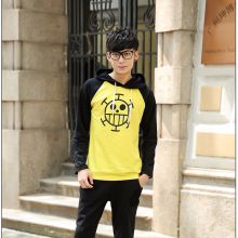 Trafalgar Law Sweatshirt Death Surgeon Hoodie Pullover
