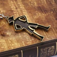 Monkey D Luffy Keychain Pendant