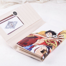 Monkey D Luffy PU Leather Wallet