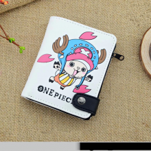 One Piece Wanted Monkey D Luffy Tony Chopper Wallet