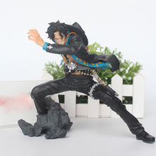 One Piece Portgas D Ace Figurine Black Suit 15cm