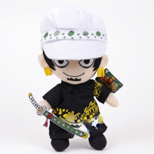 Trafalgar Law 2 Years Later Plush Doll 32cm