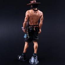 Portgas D Ace One Piece 29cm 1/6 scale Action Figure
