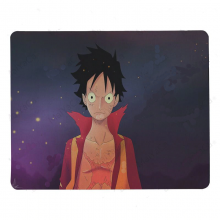 One Piece Monkey D Luffy Mousepad