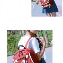 Monkey D Luffy Backpack Rucksack Bag