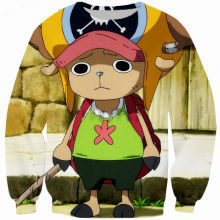 Tony Tony Chopper 3D print Jumper Sweatshirt size S-5XL