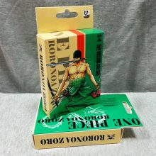 One Piece Figures Collection Playing Cards