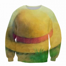 Roronoa Zoro 3d Print o-neck Sweatshirt size S-5XL