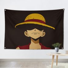 One Piece Flag Banner 140cm x 90cm