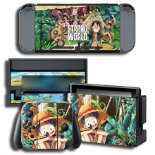 One Piece Nintendo Switch NS  Skins Protector