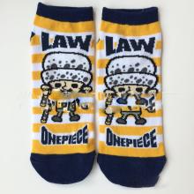 Luffy Dracule Mihawk Tony Chopper Cotton Socks