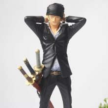 One Piece Roronoa Zoro Action Figure 26cm