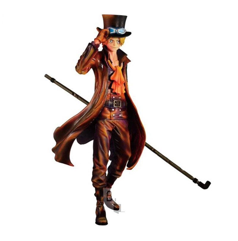 Sabo Limited Version PVC Figure