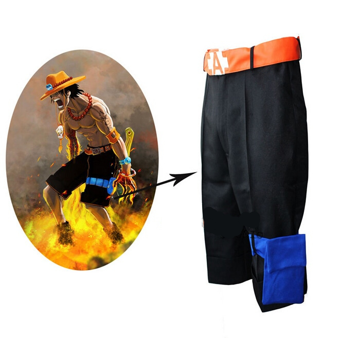 Portgas D Ace Cosplay Costume