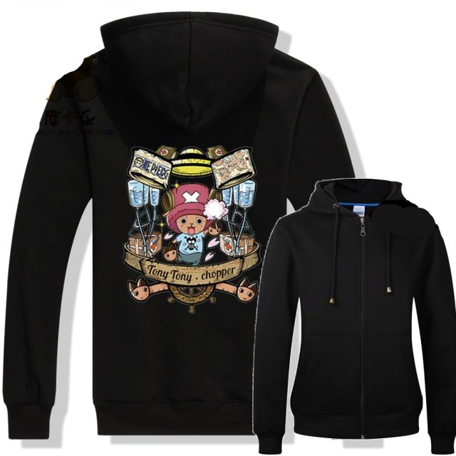 Tony Tony Chopper Sweatshirt Hoodie