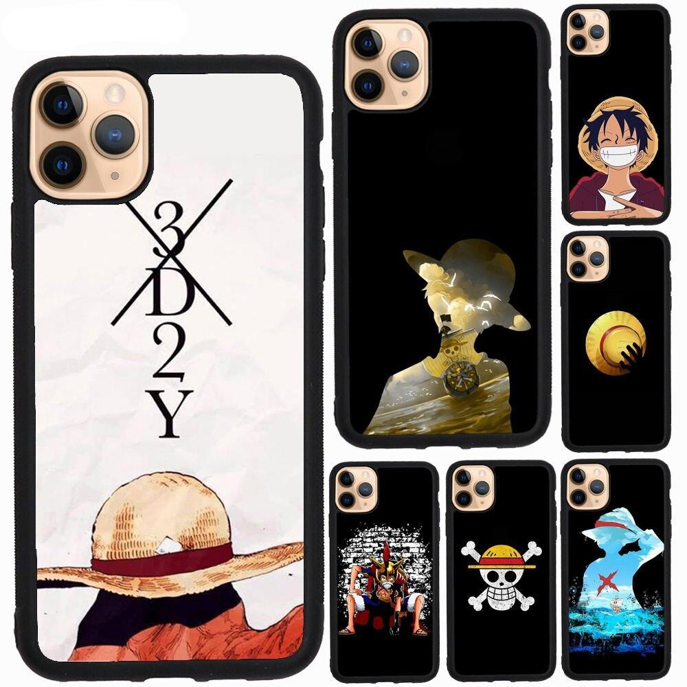 Luffy Case iPhone 12 mini 11 Pro Max XS X XR Cover